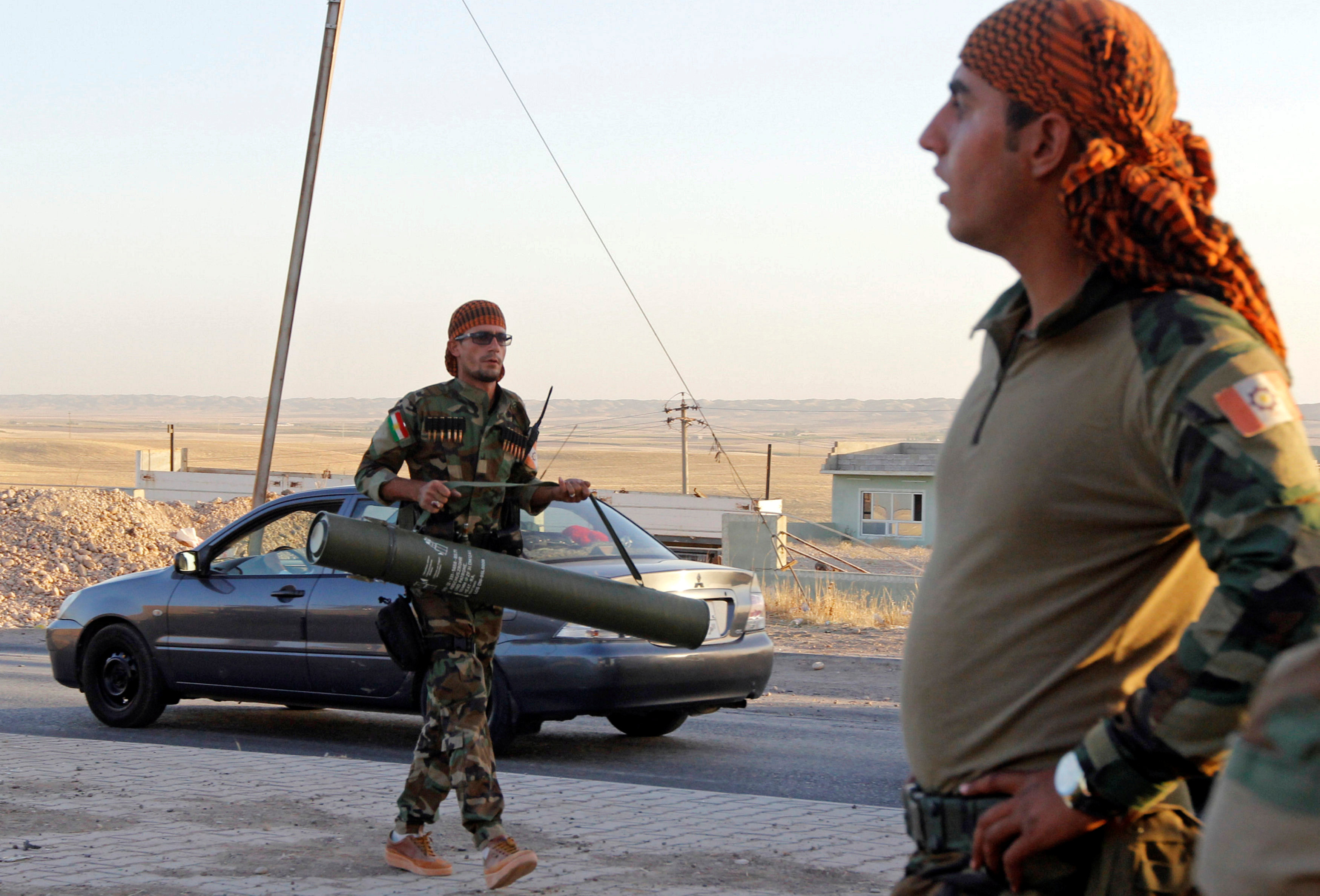 Iraqi Kurds offer to suspend independence campaign, seek talks with Baghdad