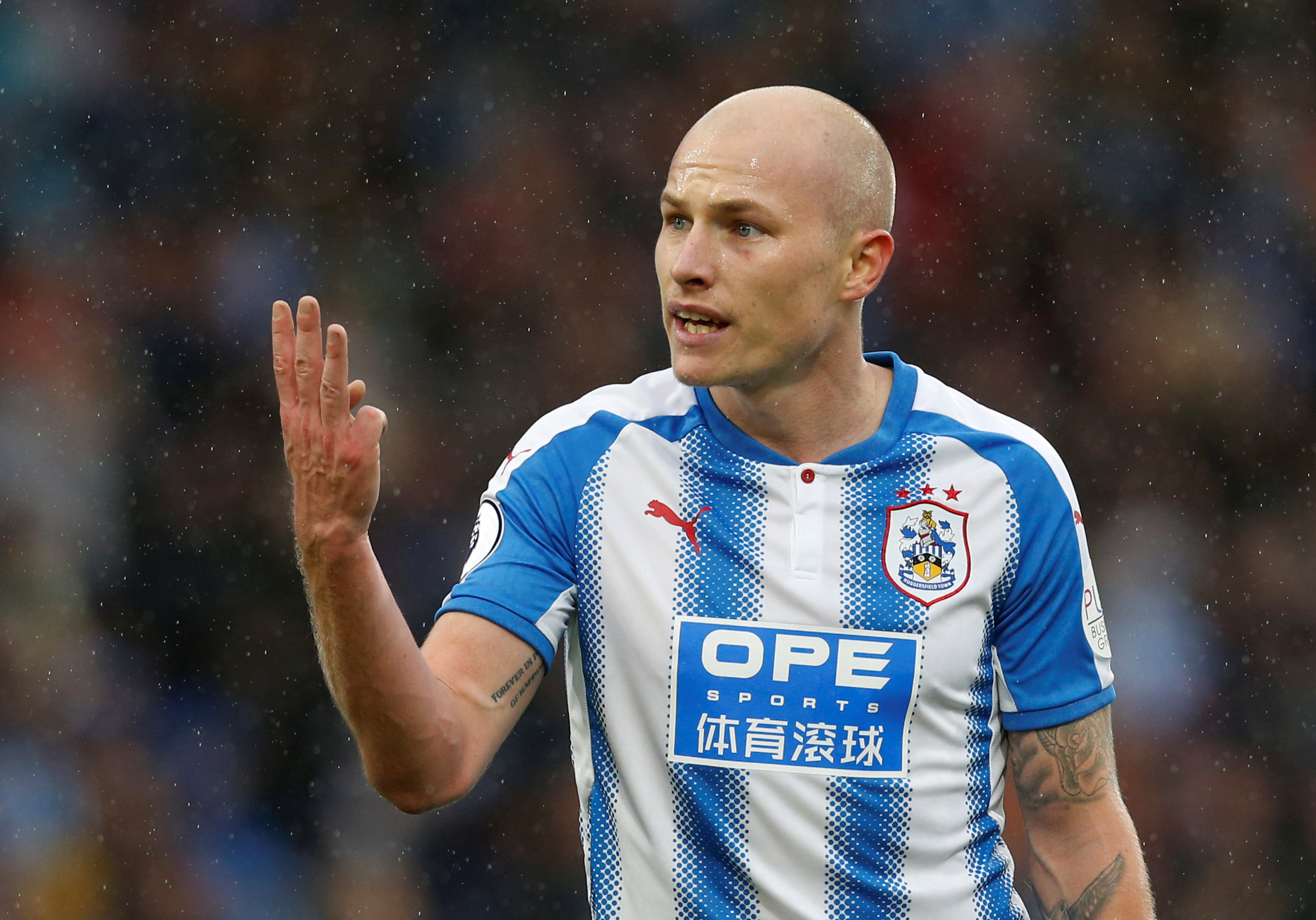 Football: Mooy to meet young Huddersfield fan after letter melts hearts