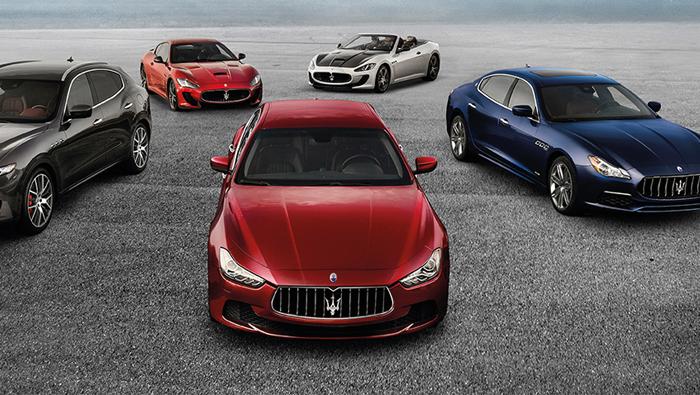 Enticing benefits on Maserati vehicles