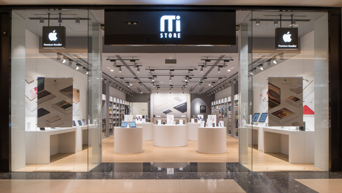 Mi Store launches iPhone 8