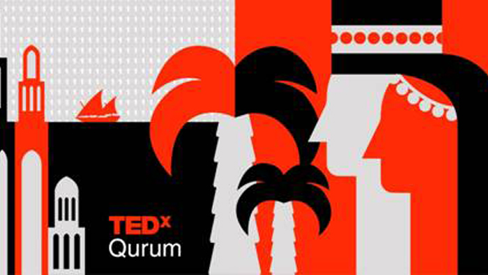 TEDxQurum audience applications 100% oversubscribed