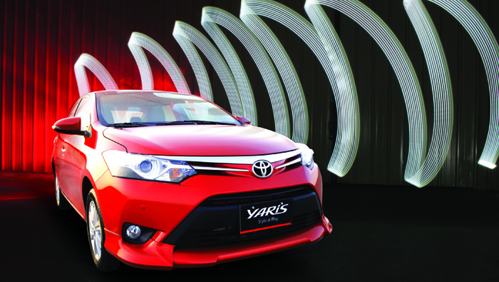 Toyota Yaris comes with exciting benefits