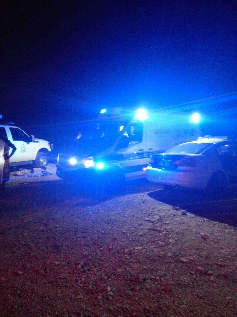 وفاة شخص سقط من جبل في بوشر
