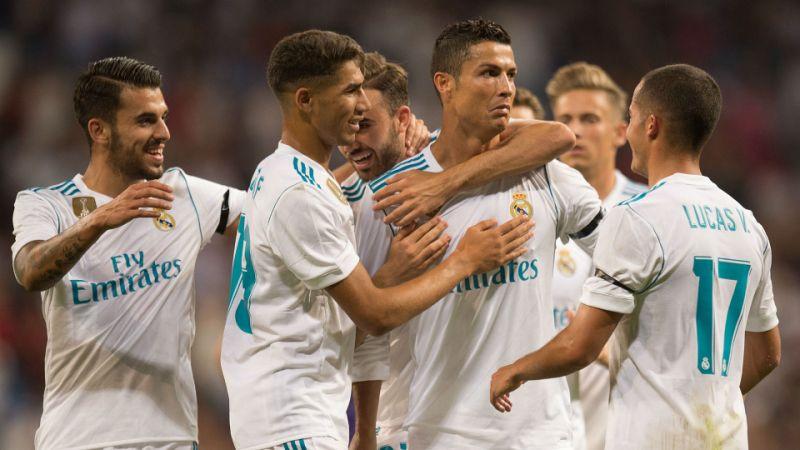 بالأرقام.. ريال مدريد الأفضل خارج ملعبه