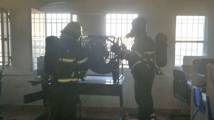 School fire leads to safety warning in Oman