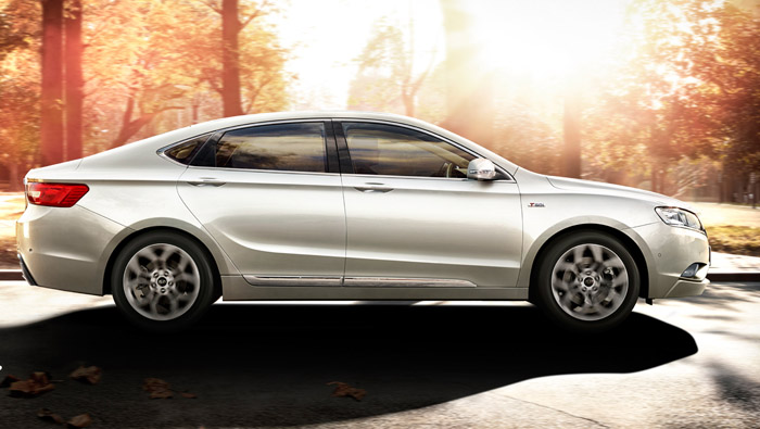 Geely Emgrand GT packs in a lot more than power