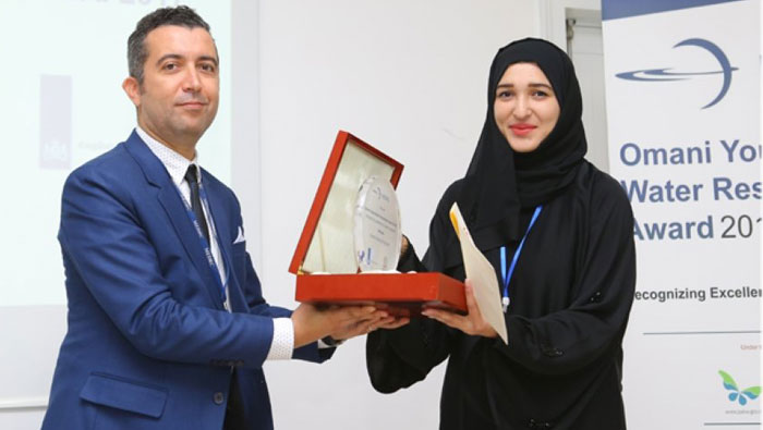 This Omani woman is helping the Sultanate fix its water supply problems