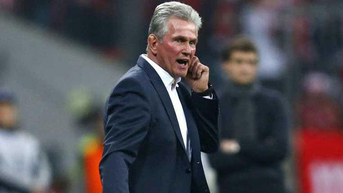 Football: Heynckes set to succeed Ancelotti at crisis-hit Bayern