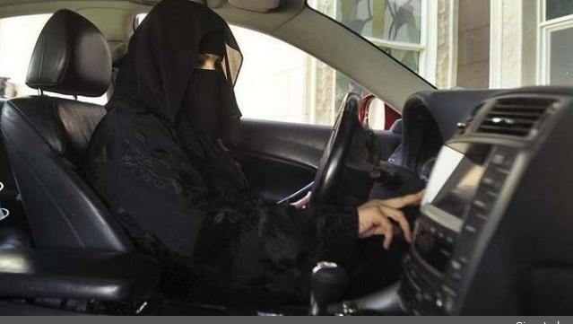 مصرع أول امرأة سعودية تقود سيارة