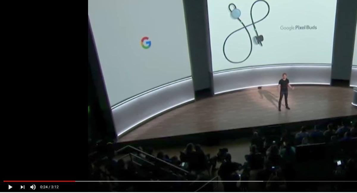 بالفيديو: سماعة جوجل تترجم بشكل فوري لـ40 لغة