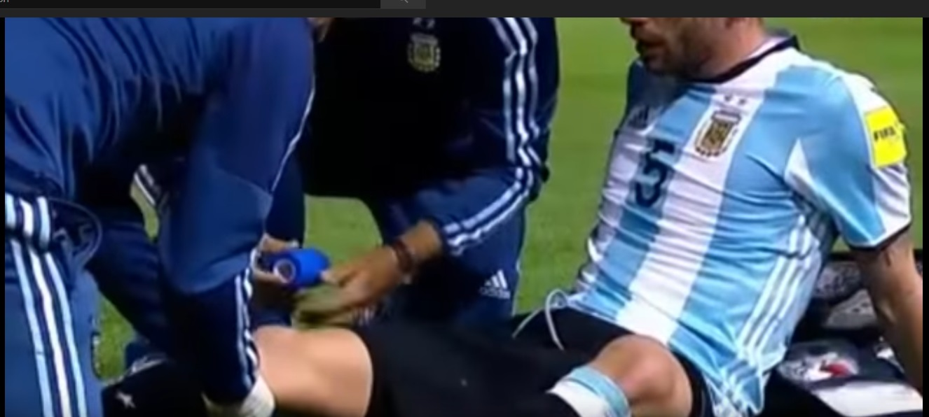 بالفيديو: إصابة مروعة لجاجو تزيد أزمات الأرجنتين
