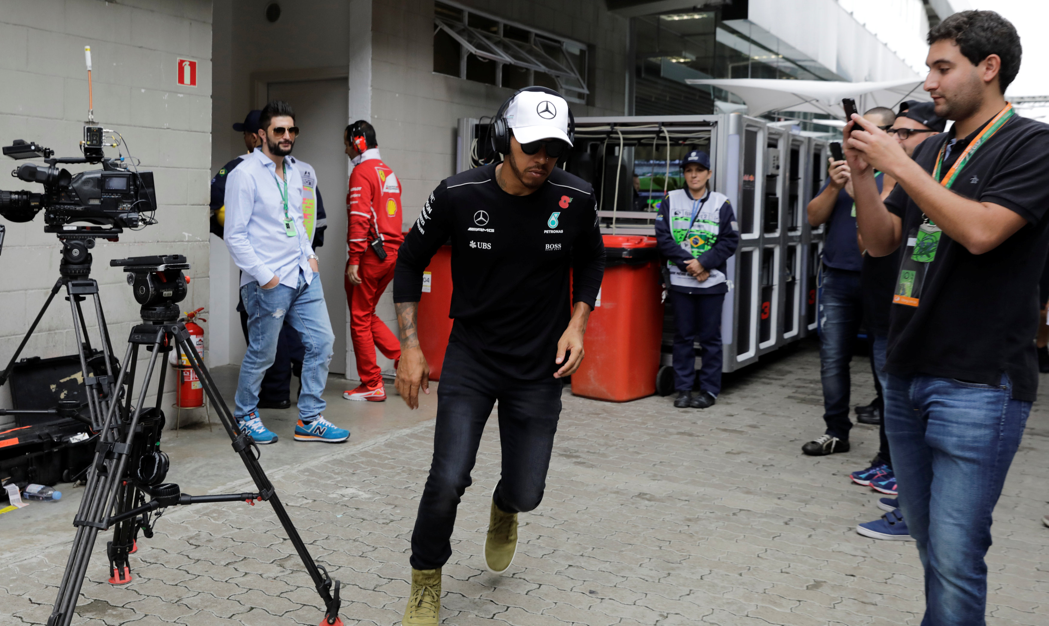 F1: Brazil GP security tightened after armed robbery