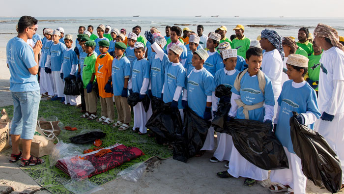 Environment Society of Oman concludes whale awareness campaign in Al Wusta