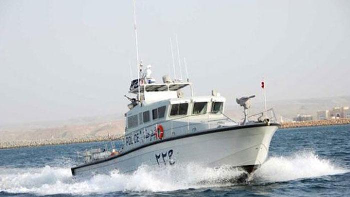 Drugs seized by Oman coastguard