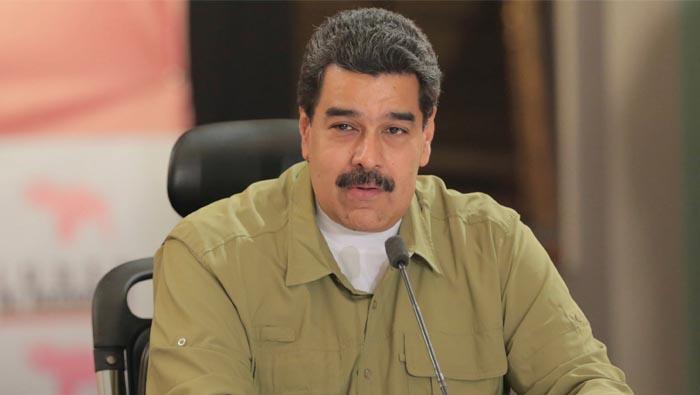 Venezuela sets high-profile location for Monday debt talks