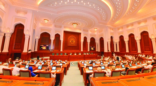 Oman's State Council to open its third annual sitting on Tuesday