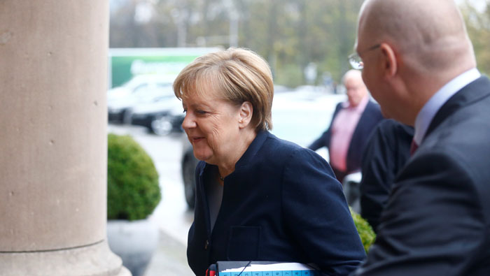 Greens hold out on climate in German coalition talks