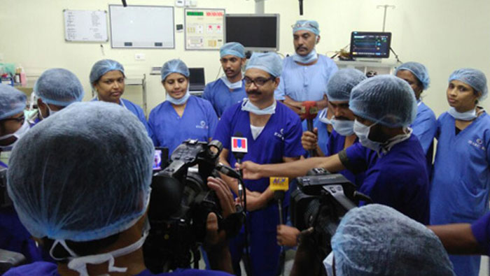 191 tumors removed from Omani woman in India