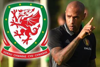 تيري هنري مرشح لتدريب المنتخب الويلزي