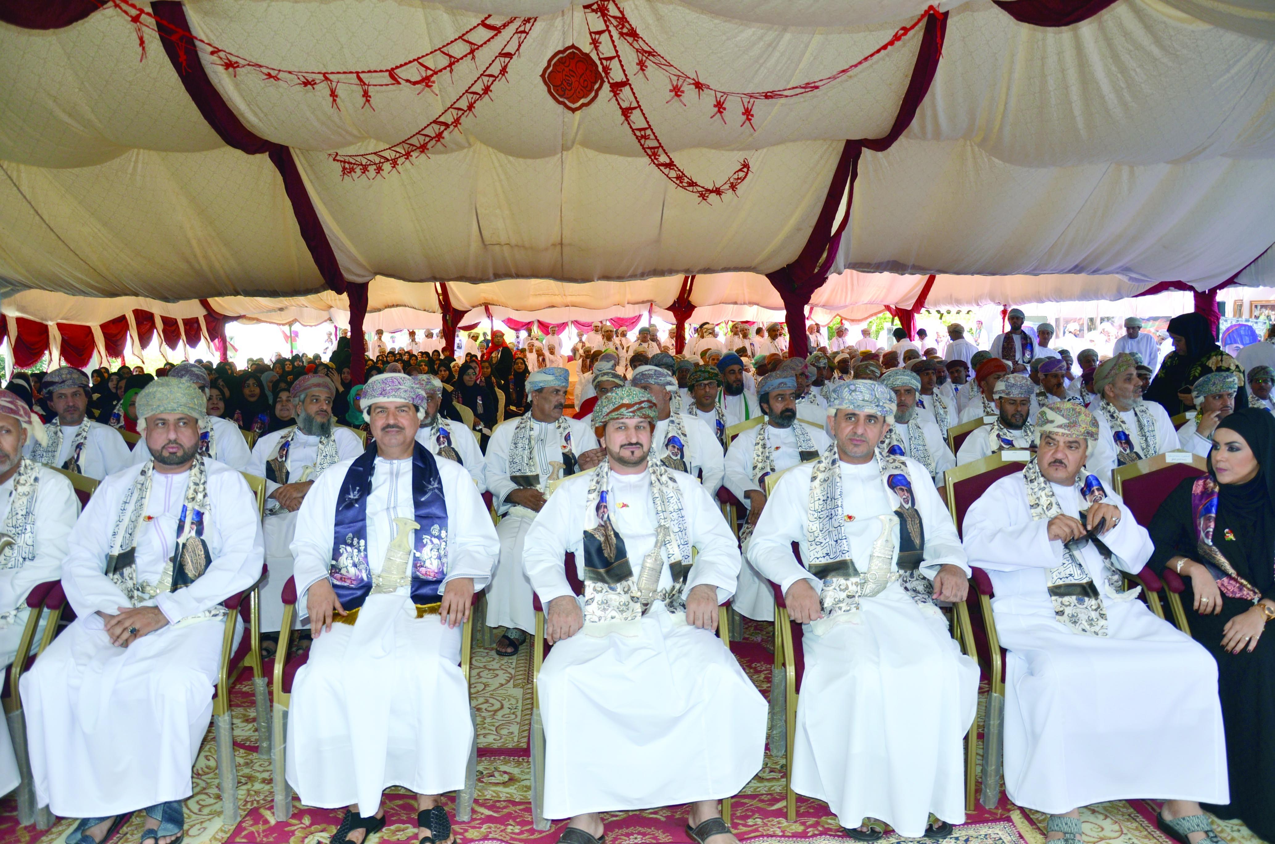 «البلديات»تحتفل بالعيد الوطني