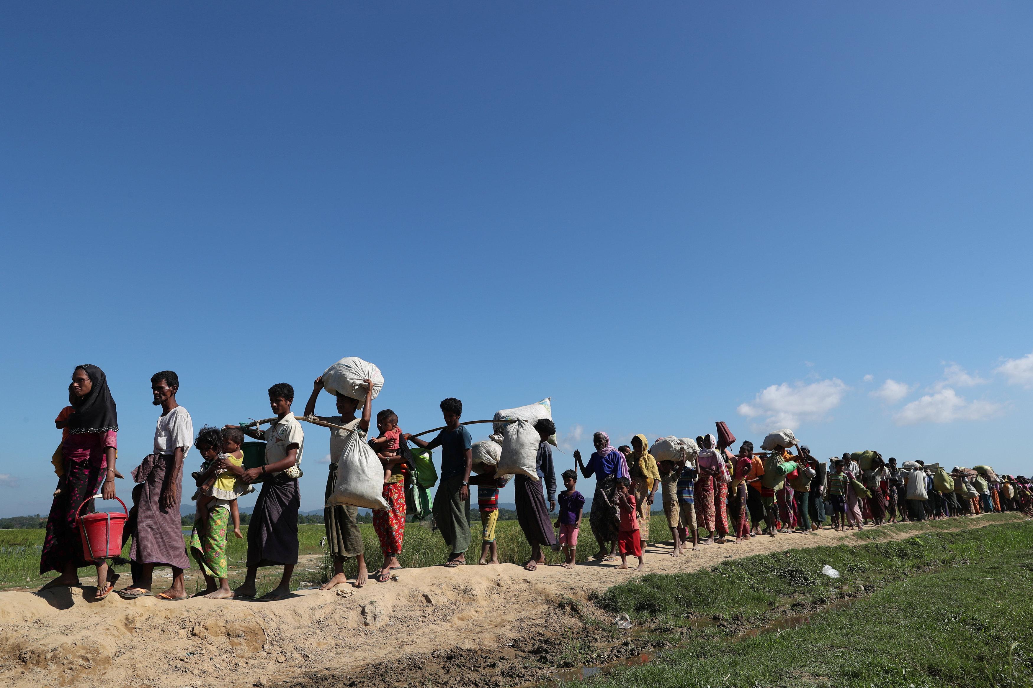 Bangladesh in talks with Myanmar on Rohingya refugees repatriation deal