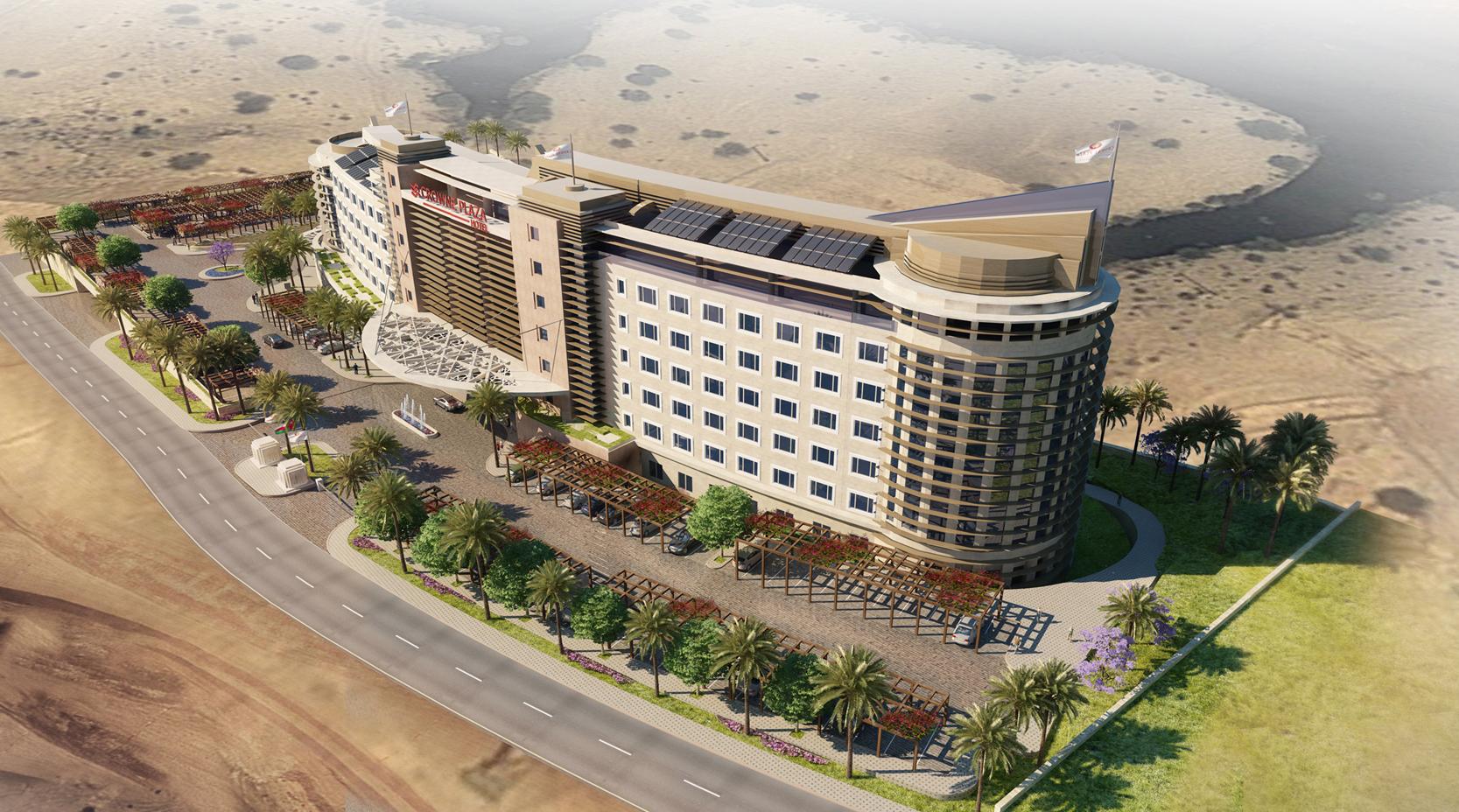 للعمانيين فقط ... 100 وظيفة يوفرها فندق كراون بلازا مسقط الجديد
