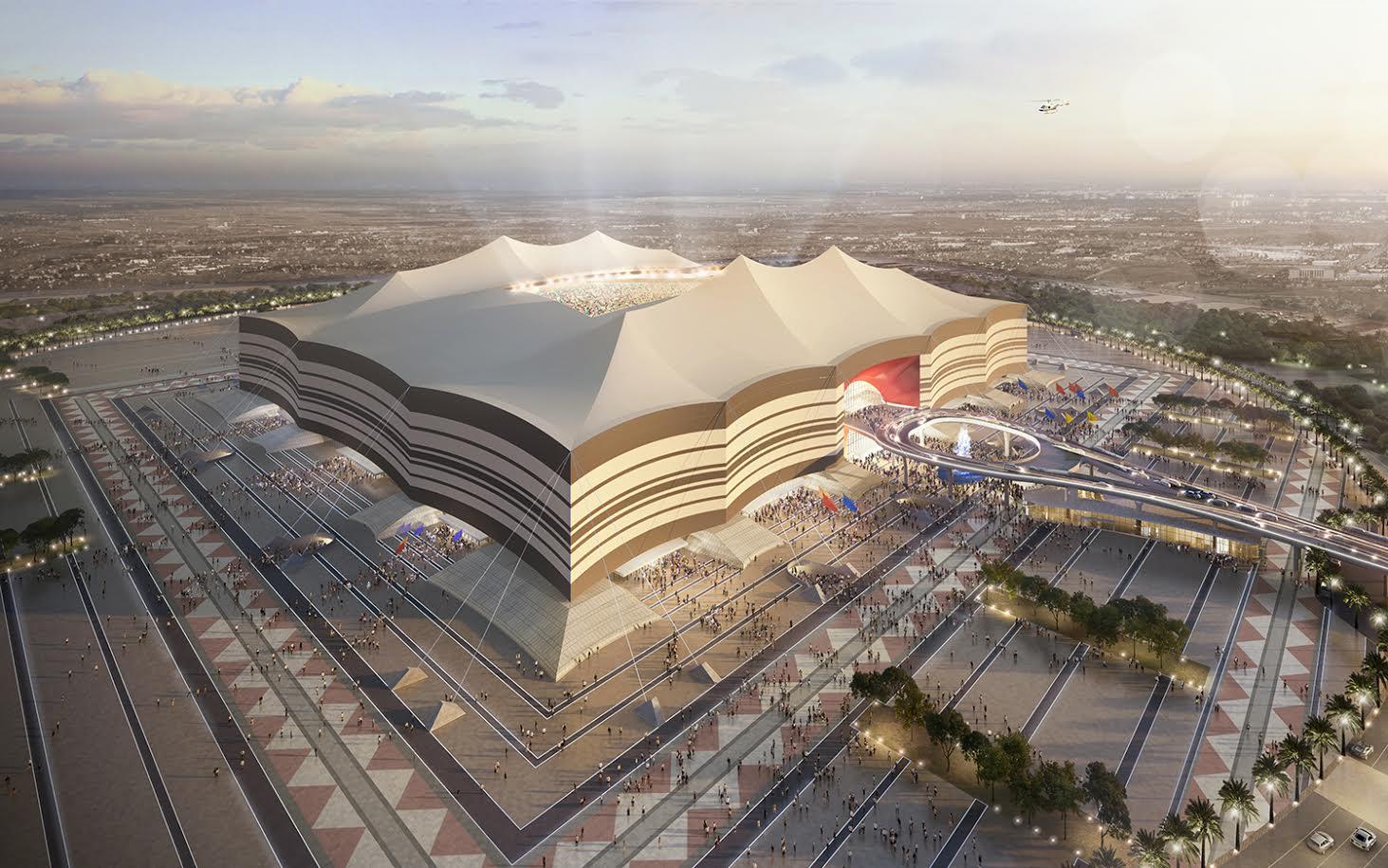 «استاد البيت» يأخذ شكله النهائي قبل «قطر 2022»