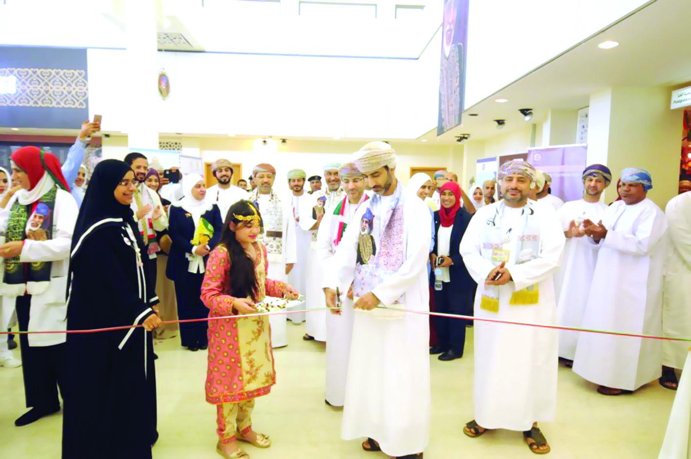«المستشفى السلطاني» يحتفل بالعيد الوطني الـ47 المجيد