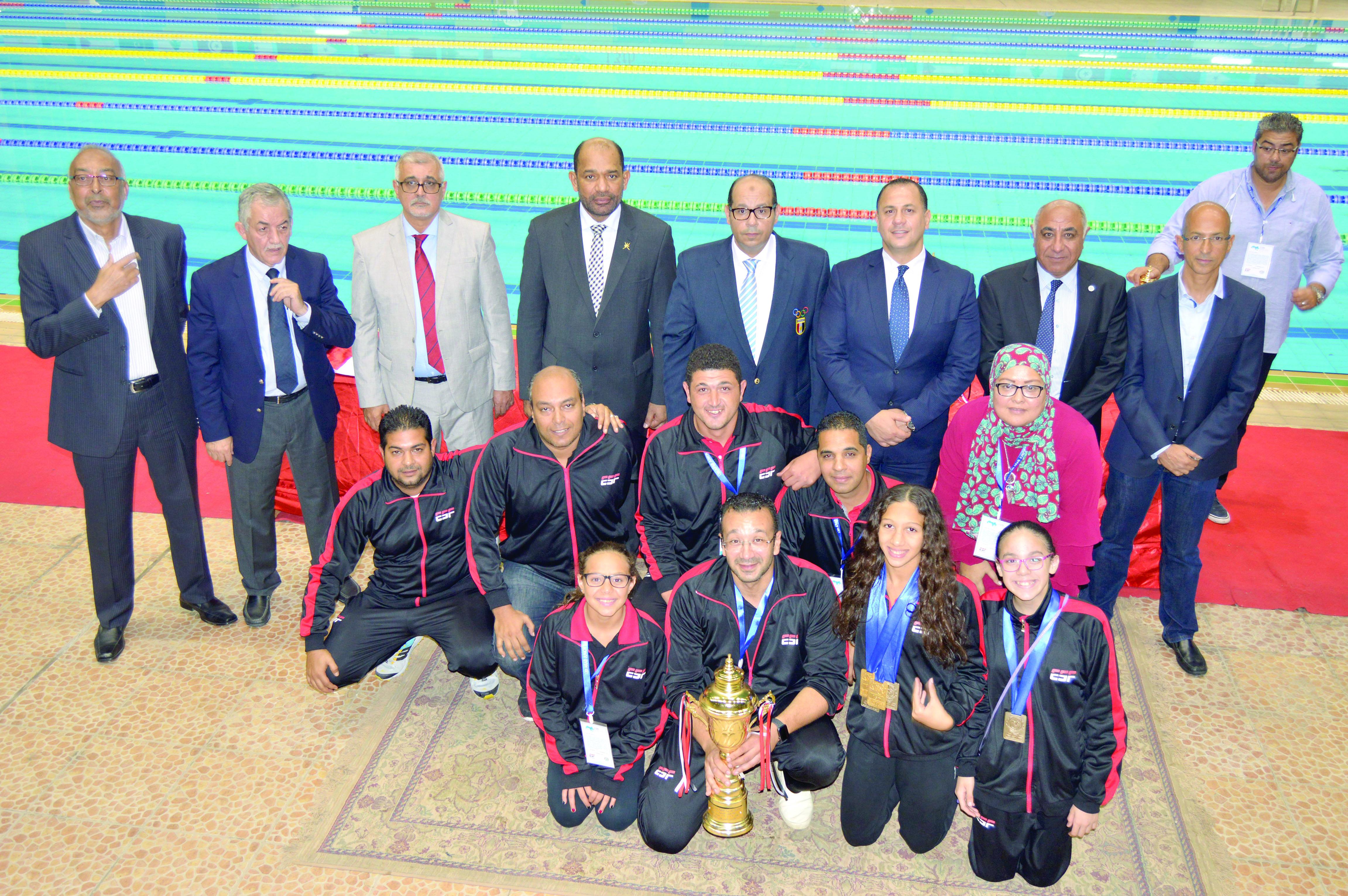 خمس مواجهات حاسمة في دوري الأولى اليومالكشري يتوج الفائزين بـ «العربية للسباحة»