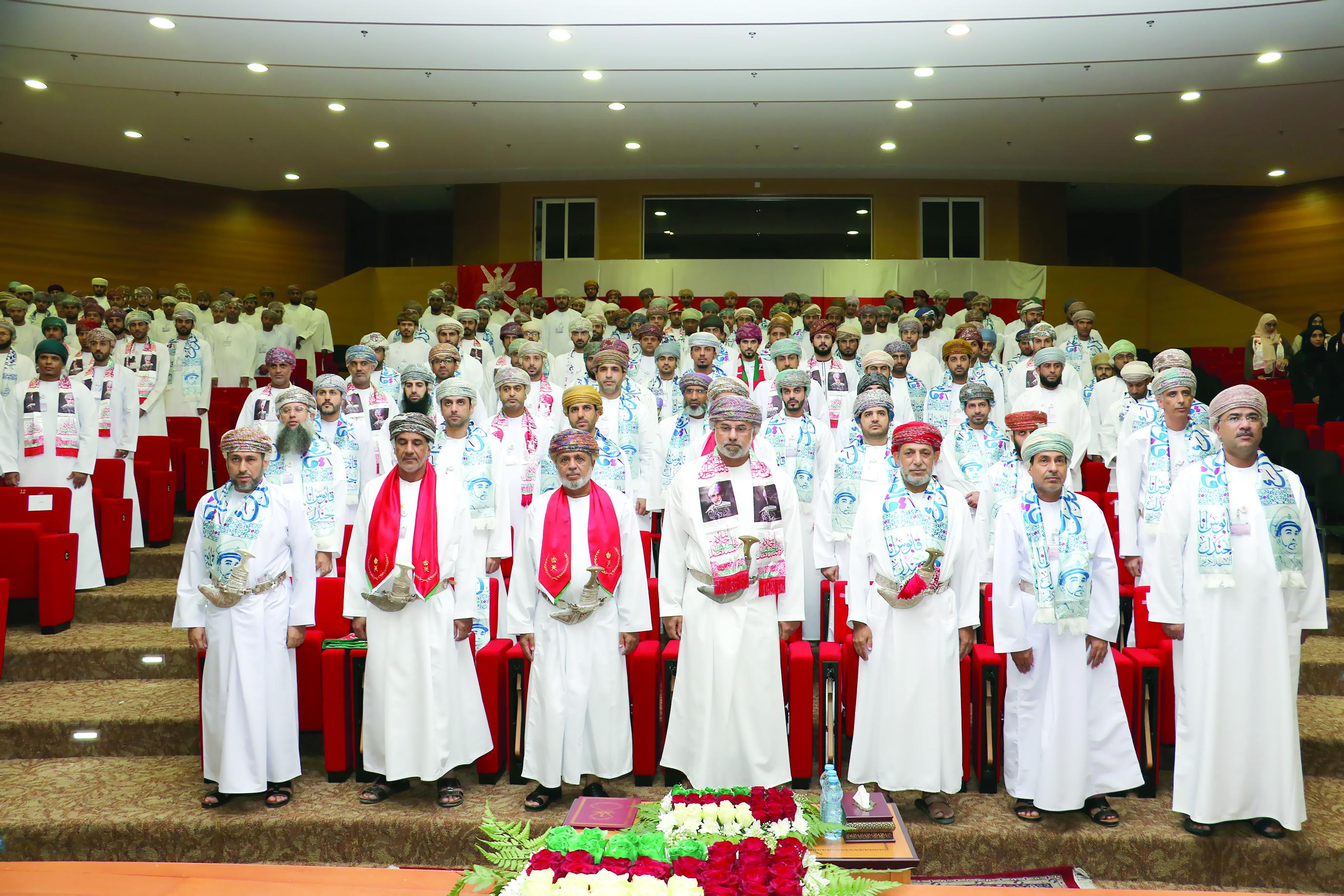 «الرقابة» يحتفل بالعيد الوطني
