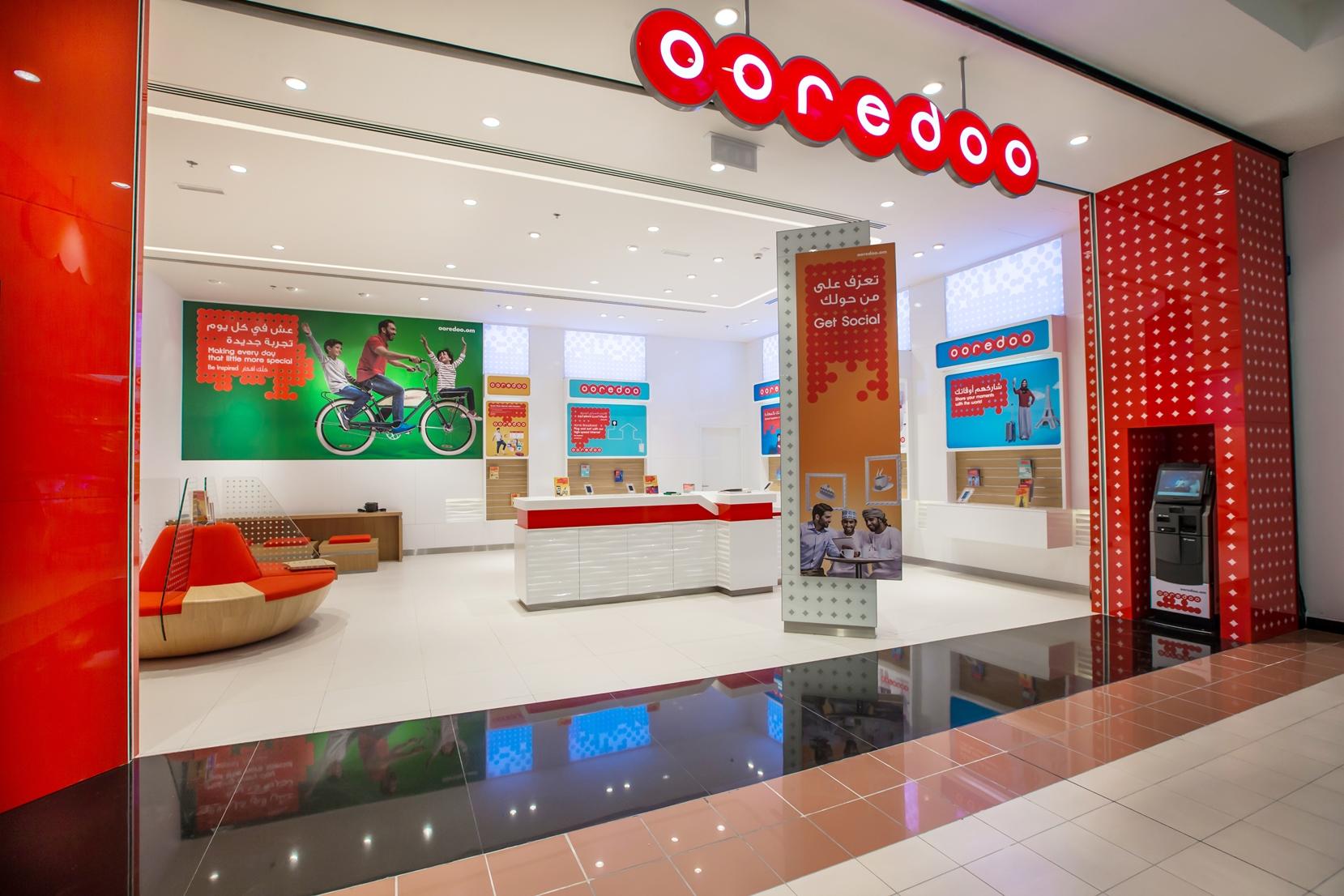 Ooredoo تغطي 70 منطقة جديدة بـ 4G