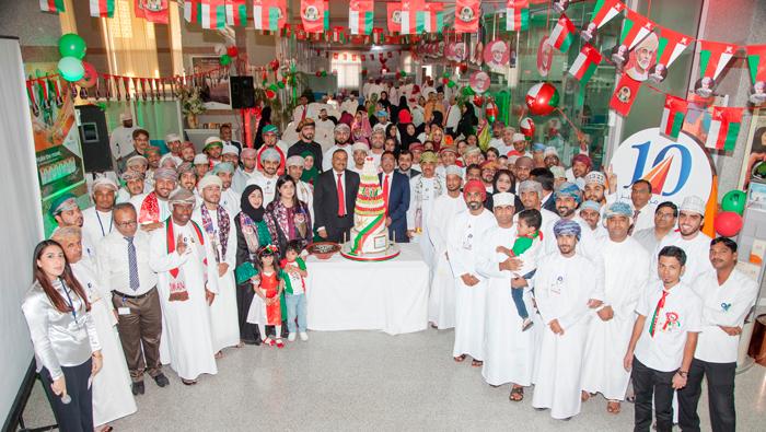 Bank Sohar marks 47th National Day