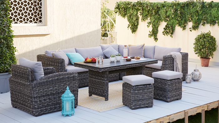 Home Centre introduces new outdoor collection