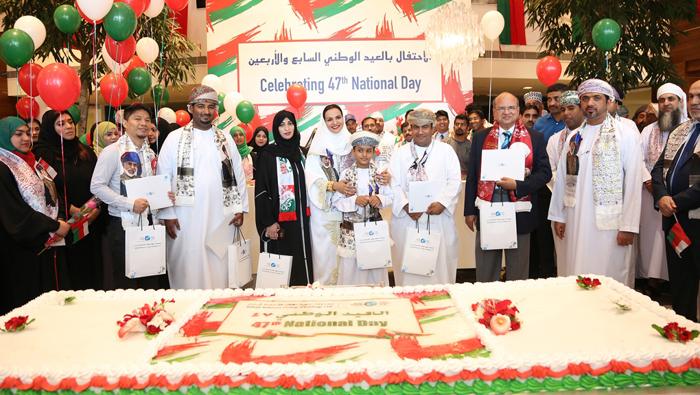 Suhail Bahwan Group celebrates 47th National Day