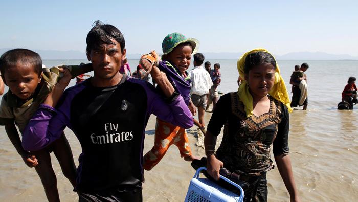 U.S. calls Myanmar operation 'ethnic cleansing'
