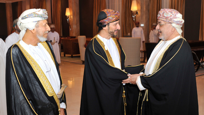 Muscat Governor hosts reception on 47th National Day