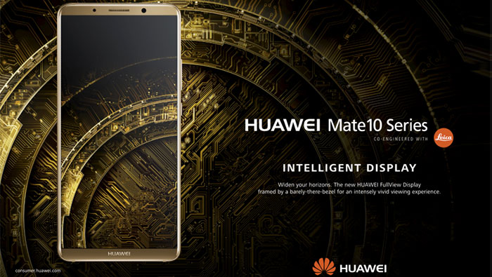 Sponsored content: Huawei Mate 10 Pro launched in Oman