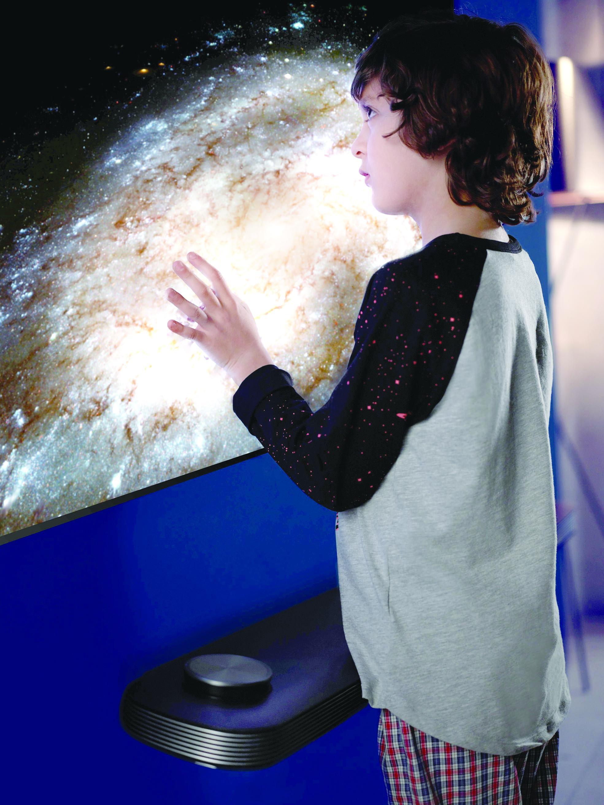 «إل جي» تدخل العصر الذهبي لأجهزة التلفزيون