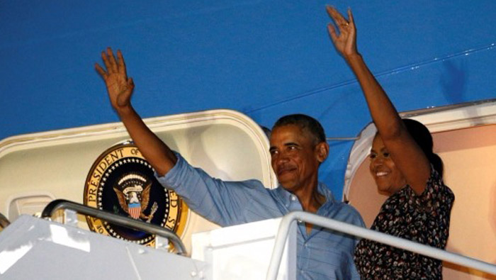Obamas 'delighted' by British royal engagement