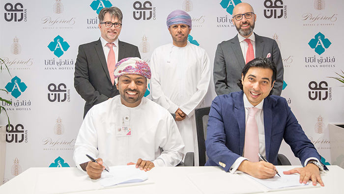 Sponsored content: Omran partners with Preferred Hotels & Resorts to promote Atana Hotels internationally
