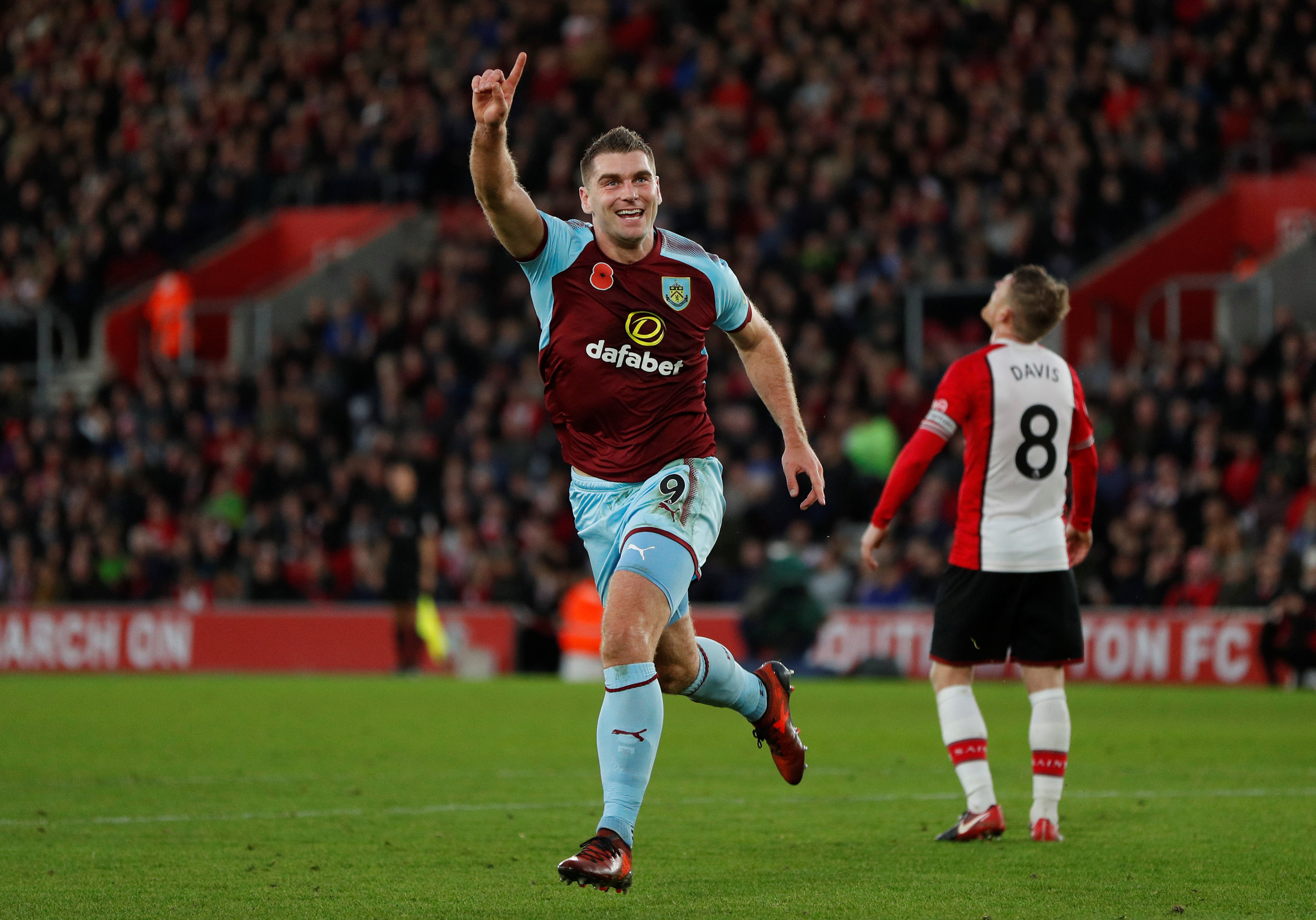 Football: Burnley's impressive start continues with win at Southampton