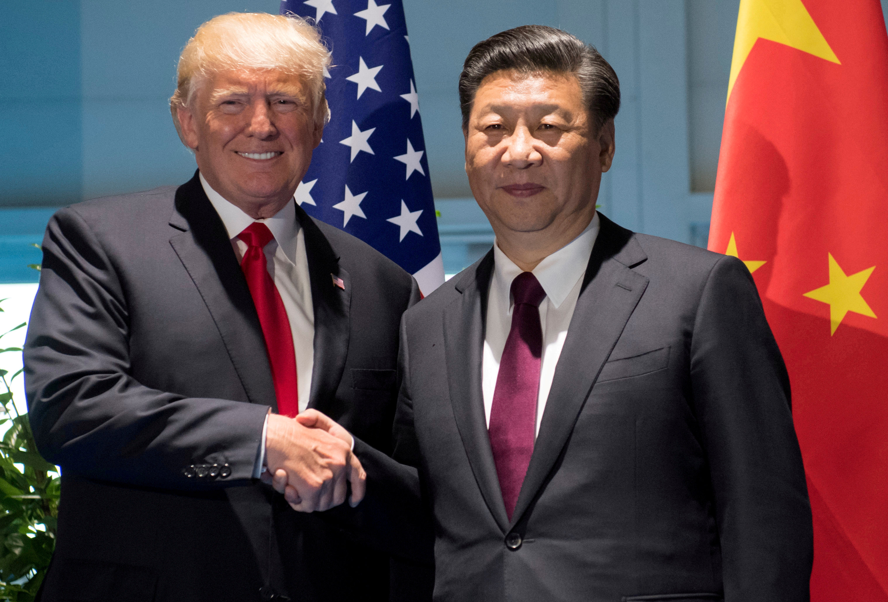 Xi looks to soothe Trump as U.S. pressures China