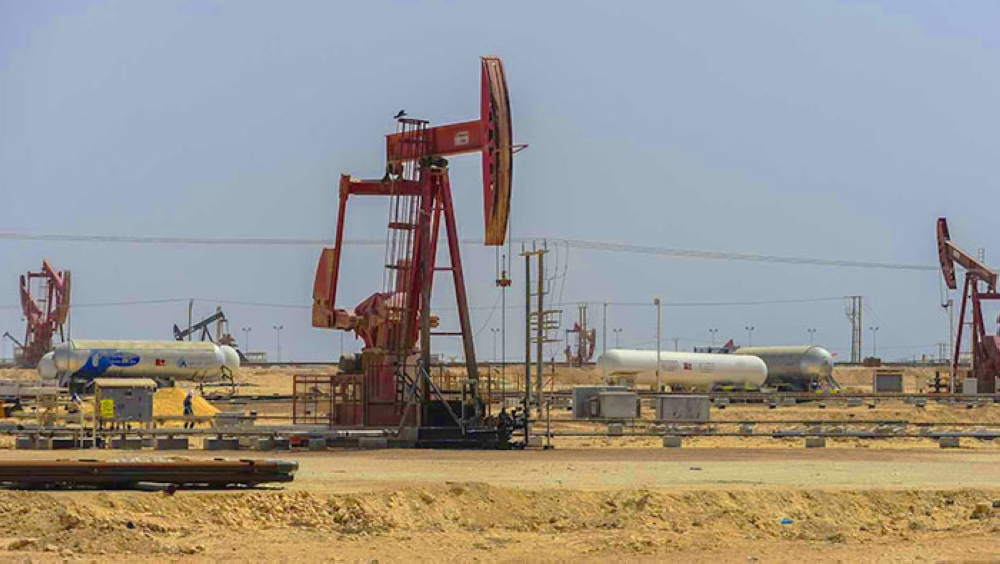Oman crude touches $60 for the first time in two years