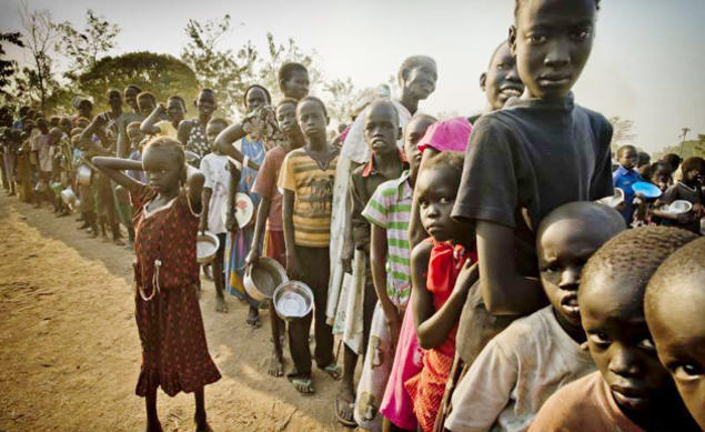 الأمم المتحدة: أكثر من مليون شخص يواجهون المجاعة جنوبي السودان