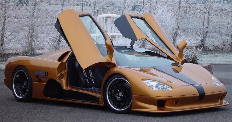 تعرف على أسرع وأقوى 10 سيارات في العالم