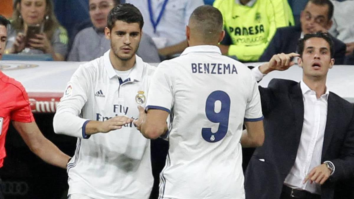 موراتا يتسبب في زيادة حسرة مشجعي ريال مدريد