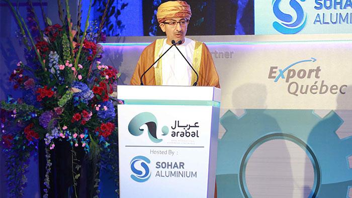 Aluminium expo Arabal 2017 opens in Oman, hosted by Sohar Aluminium