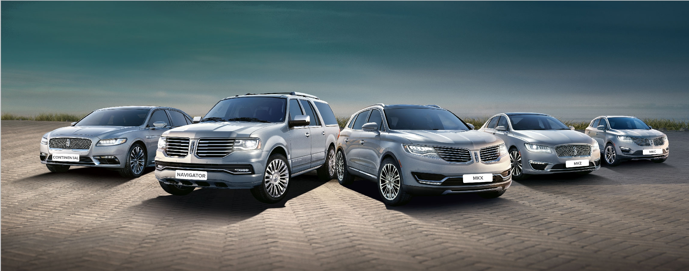 Enjoy Lincoln luxury with exclusive offers