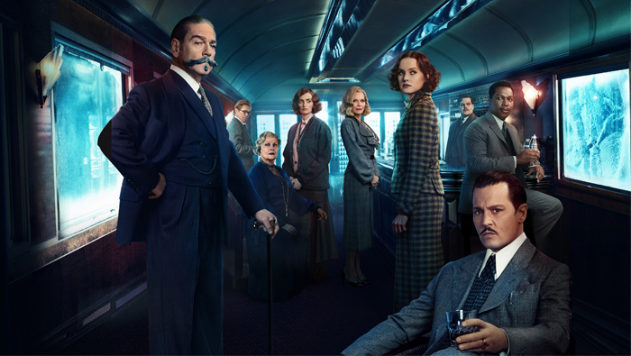 'Murder on the Orient Express' breathes new cinematic life into Agatha Christie