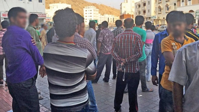 Send 'free visa' expats packing and hire Omanis